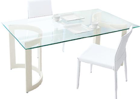 ダイニングセット,ガラステーブル,ダイニングテーブル,アルテ,ガラスのテーブル