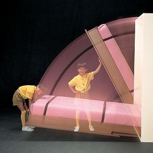 ベッド,収納ベッド,収納式ベッド,折畳みベッド
