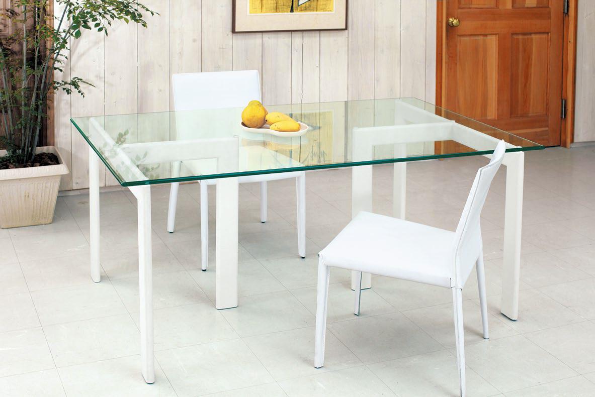 モダンガラステーブル,ダイニングテーブル,アルテジャパン,ガラステーブル,ARTE