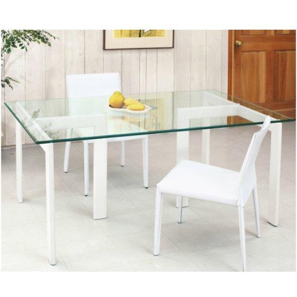 画像1: 【アルテジャパン】ガラステーブル Modern System Table【送料無料】 (1)