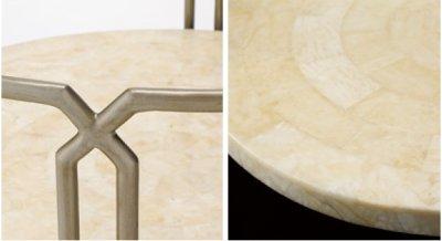画像1: 【アルテジャパン】ガラステーブルMactan table 【送料無料】