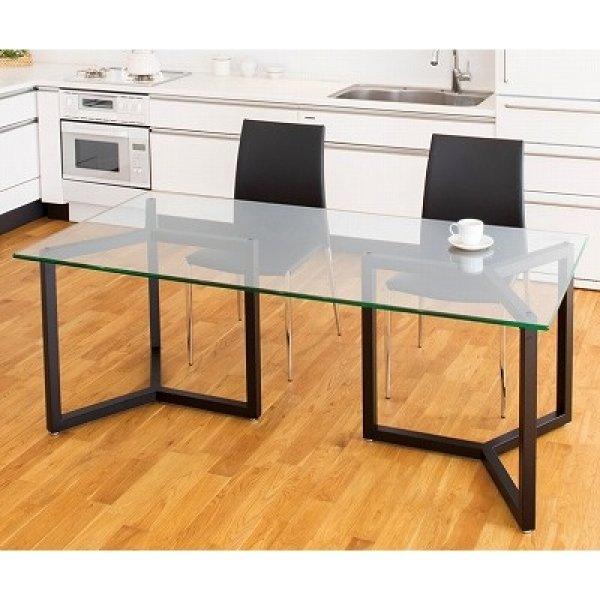 画像1: 【アルテジャパン】【送料無料】ガラステーブル System Table (1)