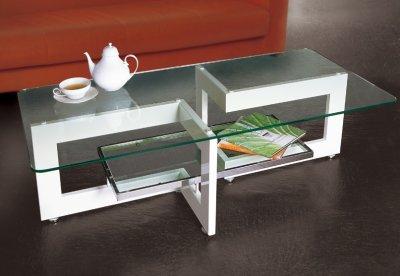 画像2: 【アルテジャパン】ガラステーブルLiving table YG-17【送料無料】