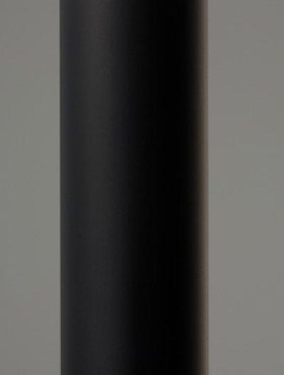 画像2: アルミ ユニフロストブラックハンドル(両側タイプ)/全長:600mm
