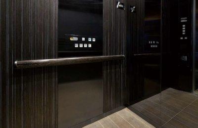 画像2: エレベーター手すり /全長:1200mm