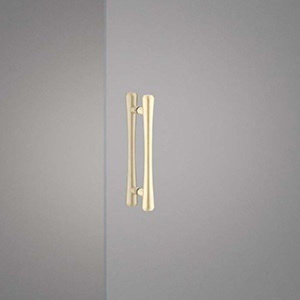 アルミ スレッドラインペイルゴールドハンドル G1234-25-115-L300