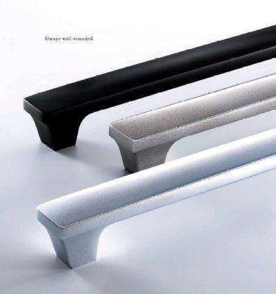 画像2: ユニキャスト シルバー +ユニフロストシルバーハンドル(両側タイプ)/全長:478mm