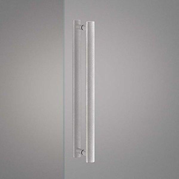 ステンレス ストーンブラストハンドル G1240-01-090-L600