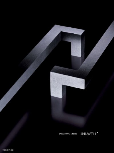 画像2: ユニキャスト ブラストシルバーハンドル(両側タイプ)/全長:500mm