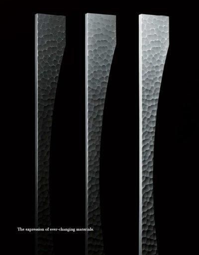 画像2: ユニキャスト ハンマートーンブラックハンドル(両側タイプ)/全長:600mm