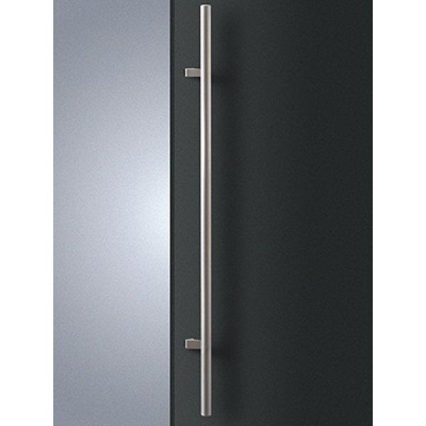 ステンレス ヘアラインハンドルT52-01-023-L1200