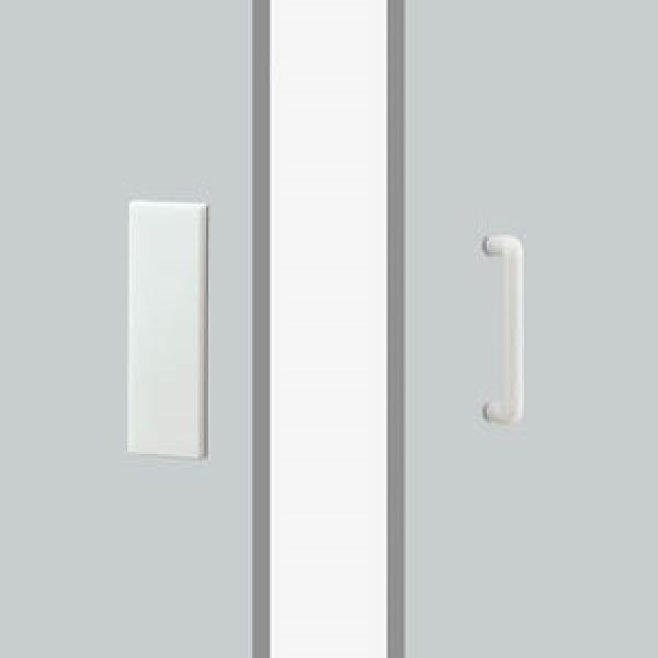 アクリル ホワイトハンドル T6002-53-076