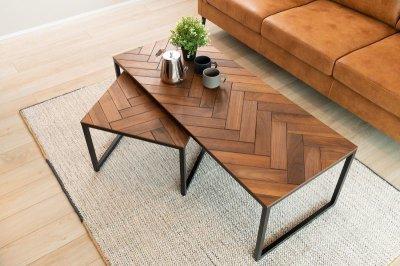 画像1: LivingTable -リビングテーブル-【BRIO】ブリオ(サイズ違いあり)