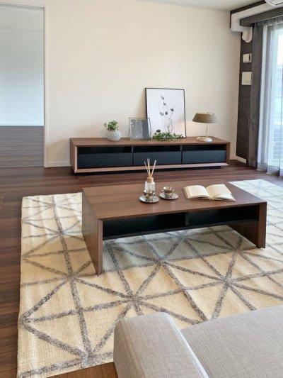 画像1: Living-Table リビングテーブル FORCE フォルス【送料無料】