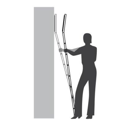 画像1: レールレス梯子