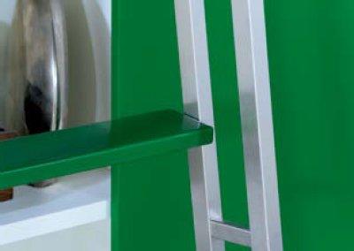 画像3: 吊元伸縮梯子(つりもとしんしゅくはしご)