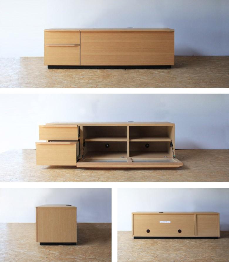 低い家具で、広く見えるお部屋をつくる