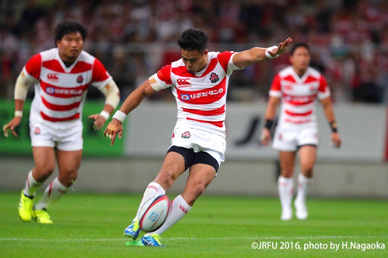 もう一度あの熱い感動を!日本ラグビー