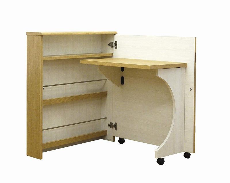 デスクキャビネット,デスク,机,折り畳みデスク,desk