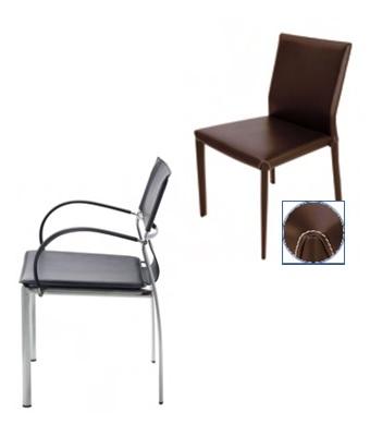 アルテジャパン,arte,ダイニングチェア,modern dinning chair,シンプルチェア,レザー貼り
