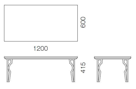 詳細図,センターテーブル,リビングテーブル,ガラステーブル,ガラストップ