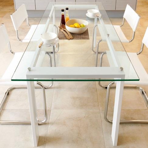モダンガラステーブル,都会的な暮らしに,アルテジャパンのガラステーブル,ARTE