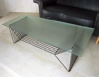 ガラスリビングテーブル,YG-56st,アルテジャパン
