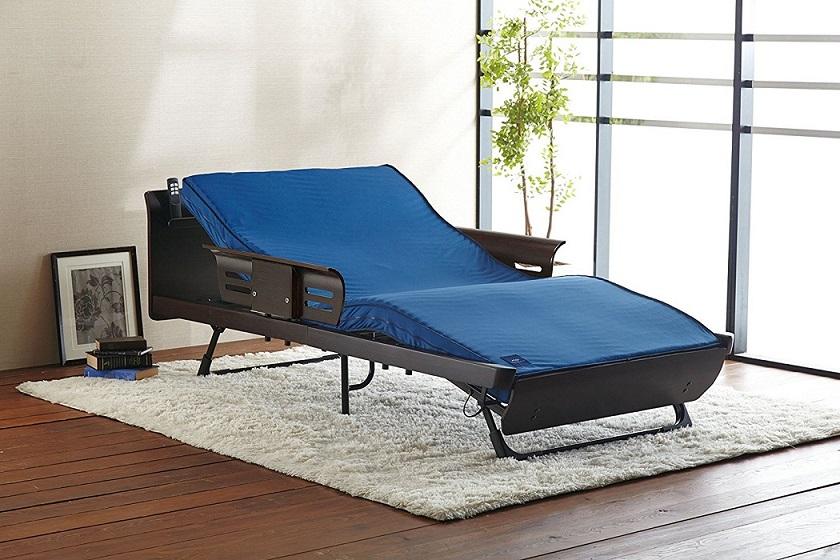 収納式電動リクライニングベッド,収納式ベッド,収納式電動ベッド,電動ベッド,収納ベッド,リクライニングベッド,ATEX