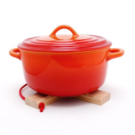 クロス鍋敷き,鍋敷き,木製鍋敷き,ギフト,ノベルティ