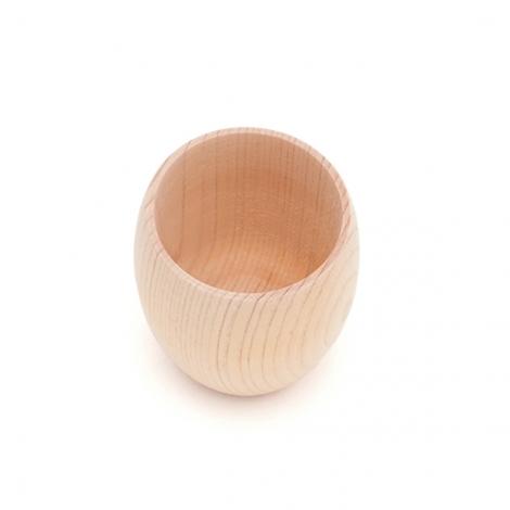 ぐい呑み(1個),木製ぐい呑み ,木製コップ,ギフト,ノベルティ