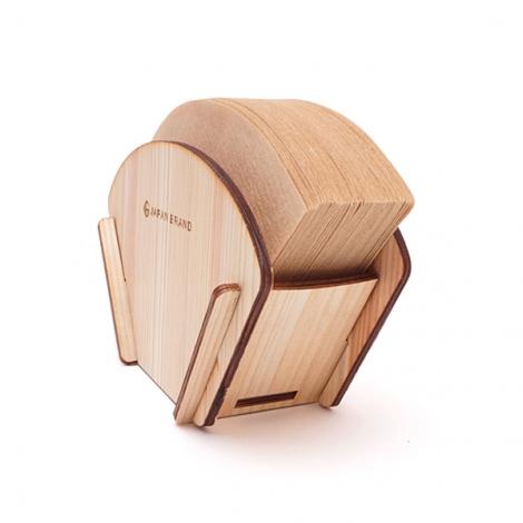 コーヒーフィルターホルダー(組立てタイプ),木製コーヒーフィルターホルダー(組立てタイプ),ギフト,ノベルティ