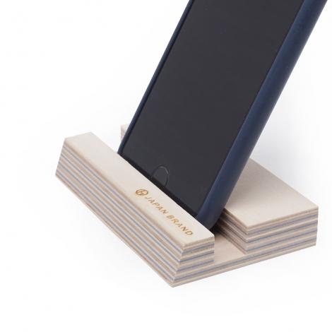 スマホスタンド〜Paper-Wood〜,木製スマホスタンド ,smartphone_stand-Paper-Wood,ギフト,ノベルティ