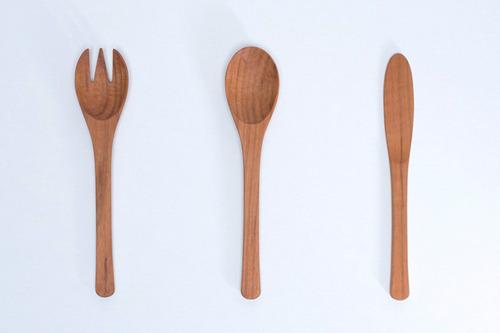 スプーン,木製スプーン,日本の木スプーン,木製カトラリー,カトラリー