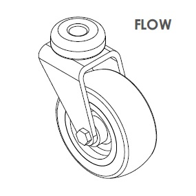 フロアータイプジョイント・パーツ,車輪,キャスター,floor_type_joint_parts,FLOW