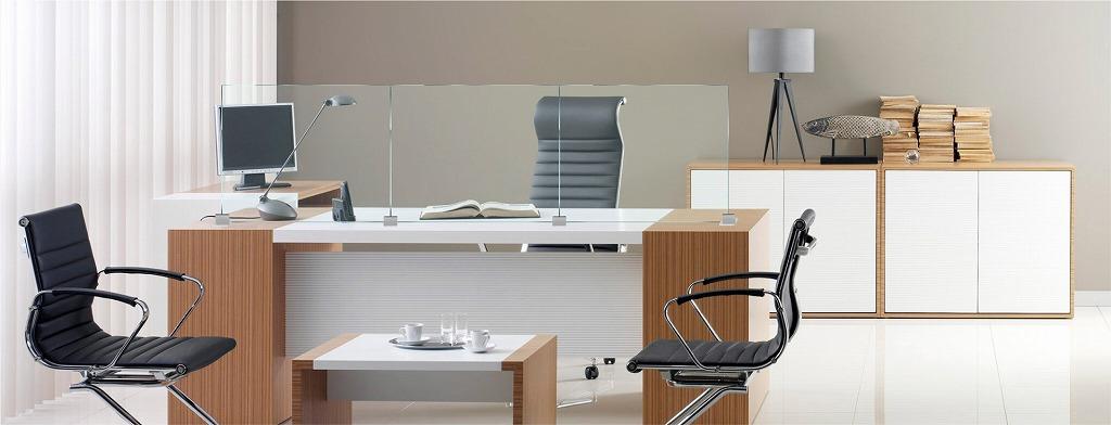 office_patation,会社オフィスにパーティション