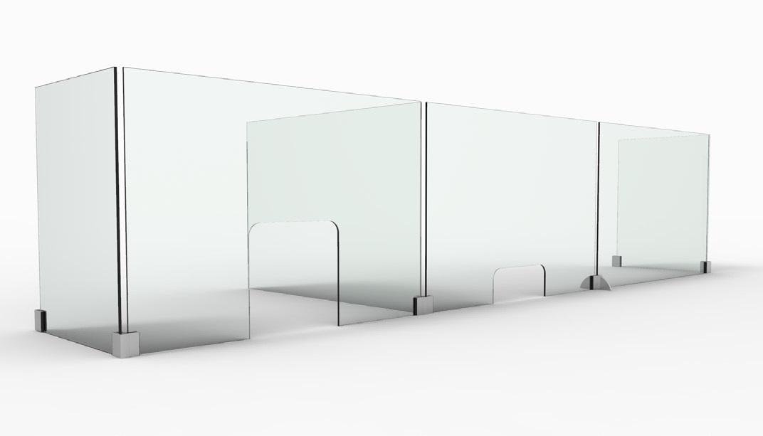 ガラスカット加工例,ガラスオプション