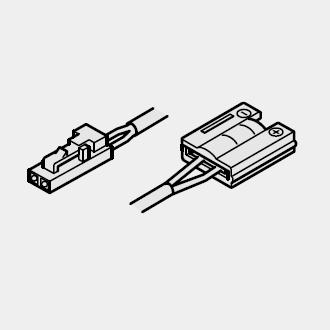 LED電源接続ケーブル,LEDテープライト,LEDダウンライト