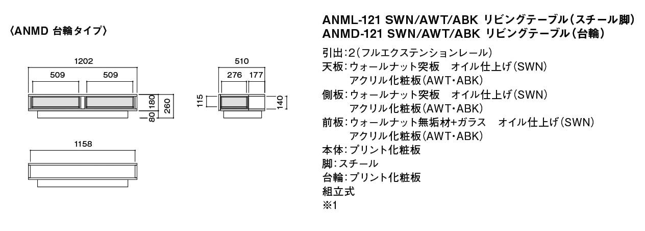 詳細図,ANIMA,アニマ