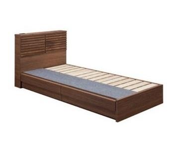 WOLFU,ウォルフ,mkマエダ,BED,ベッド,ベッドルーム