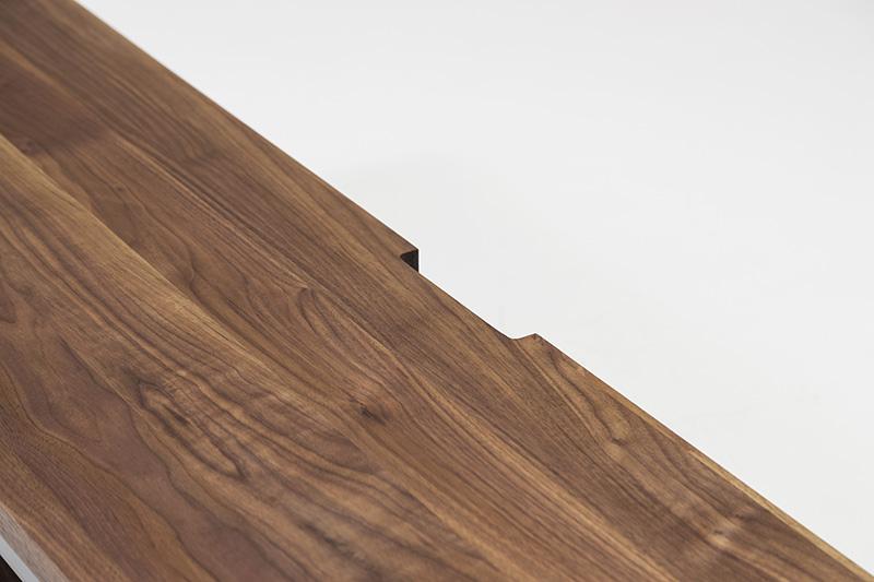 天板配線孔
