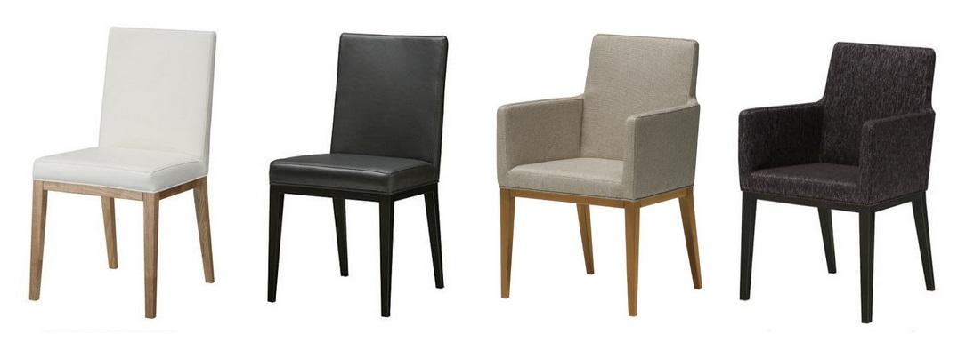 ダイニングチェア,modern dinning chair,シンプルチェア,レザー貼り,MK