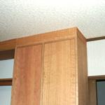 天井おさまり具合,壁面収納家具,システム壁面収納家具,オーダー壁面収納家具,リビング壁面収納家具,リビングボード,フリーボード壁面収納家具,書棚