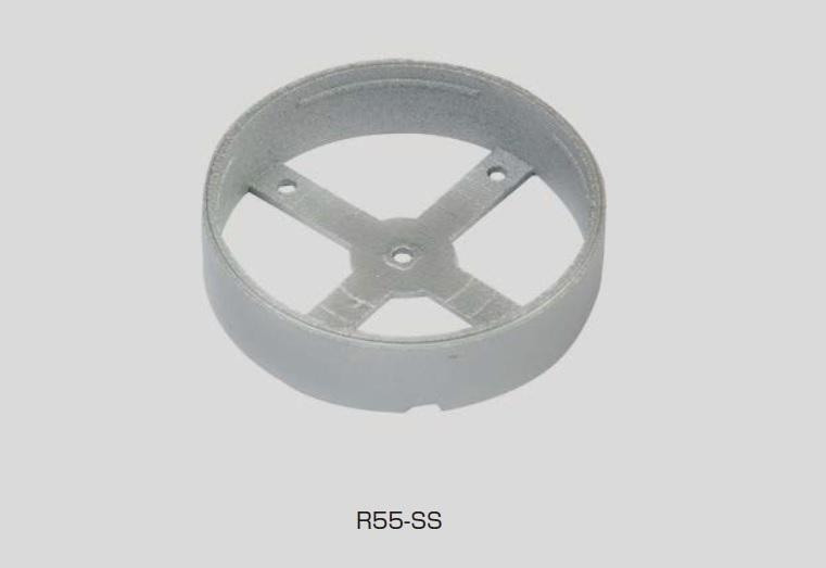 LEDライト用サーフェースマウントリング