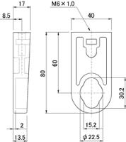 オーバルパイプシステム,ハンガーパイプ,アルミニウム製ハンガーパイプ,ワードローブ用,アルマイト処理